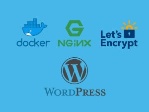 Docker + Nginx + Let's Encrypt + Wordpress