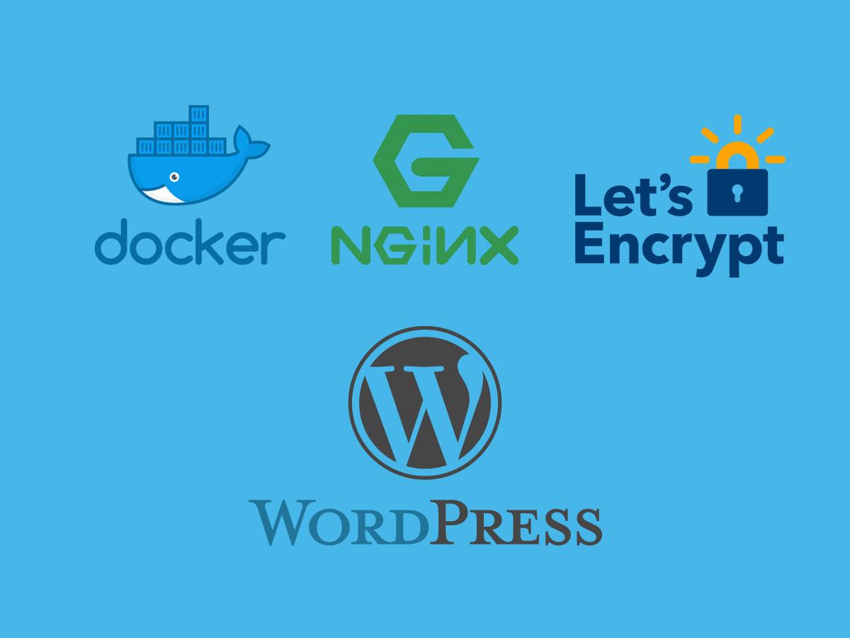 Docker : mise en place d'un Wordpress derrière un reverse